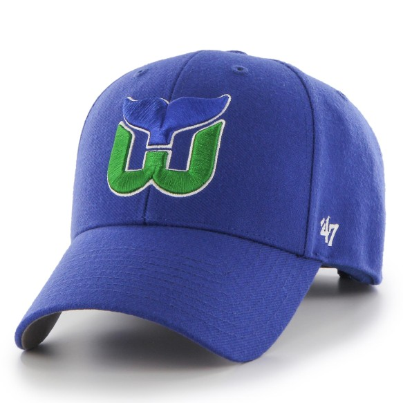 Hartford Whalers Vintage NHL '47 MVP Cap | Adjustable