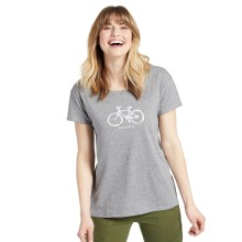 Life is Good Women's Mobile Device Bike Breezy Tee