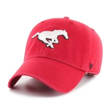 Calgary Stampeders CFL '47 Clean Up Cap