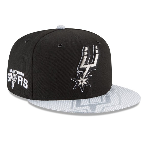 San Antonio Spurs New Era NBA 2018 On Court All-Star Collection 9FIFTY Snapback Cap | Adjustable