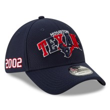 Houston Texans New Era 2019 NFL On Field Home 39THIRTY Cap
