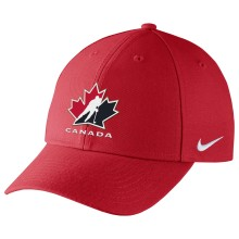 Team Canada IIHF Classic99 Structured Adjustable DRI-FIT Cap - Red | Adjustable