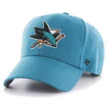 San Jose Sharks NHL '47 MVP Primary Cap | Adjustable