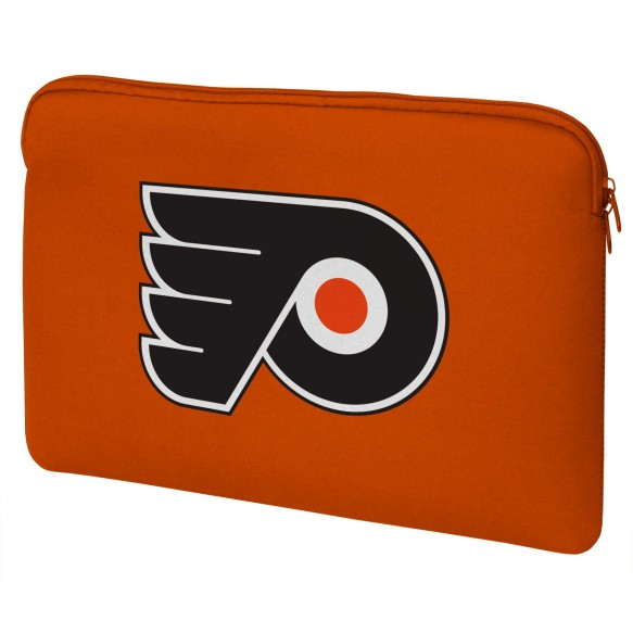 Philadelphia Flyers NHL 15 inch Neoprene Laptop Case Kit