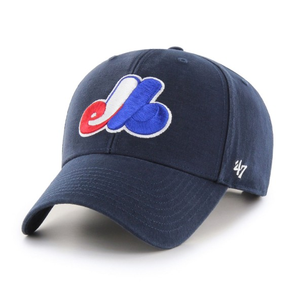 Montreal Expos MLB '47 Legend MVP Cap | Adjustable - Navy