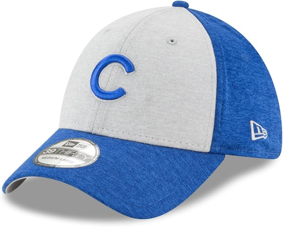 Chicago Cubs MLB New Era Shaded Classic 39THIRTY Cap