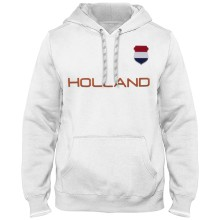 Holland MyCountry Express Twill Home Field Hoodie - White