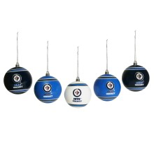 Winnipeg Jets 5 Pk Shatterproof Ball Ornaments