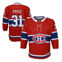 Carey Price Montreal Canadiens NHL Premier Youth Replica Hockey Jersey