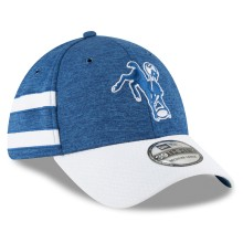 Indianapolis Colts New Era 2018 NFL On Field Home 39THIRTY Cap (Classic Logo)