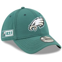 Philadelphia Eagles New Era 2019 NFL On Field Road 39THIRTY Cap