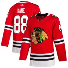 Patrick Kane Chicago Blackhawks adidas NHL Authentic 2019-20 Pro Home Jersey - Pro Stitched
