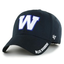 Winnipeg Blue Bombers CFL '47 MVP Frost Cap (Black)