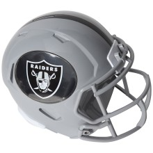 Oakland Raiders NFL Plastic Helmet Bank