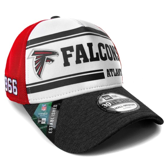 Atlanta Falcons New Era 2019 NFL On Field Home 39THIRTY Cap