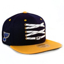 St. Louis Blues Zephyr Skate Lacer Cap | Adjustable