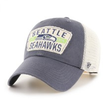 Seattle Seahawks NFL `47 Crawford Clean Up Cap | Adjustable