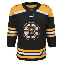 Boston Bruins NHL Premier CHILD (4-7) Replica Home Hockey Jersey