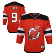 Taylor Hall New Jersey Devils NHL Premier Youth Replica Home Hockey Jersey