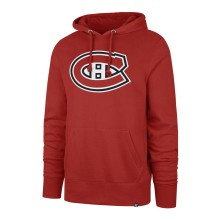 Montreal Canadiens NHL '47 Imprint Headline Hoodie - Red