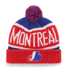 Montreal Expos MLB '47 Calgary Cuff Knit Hat