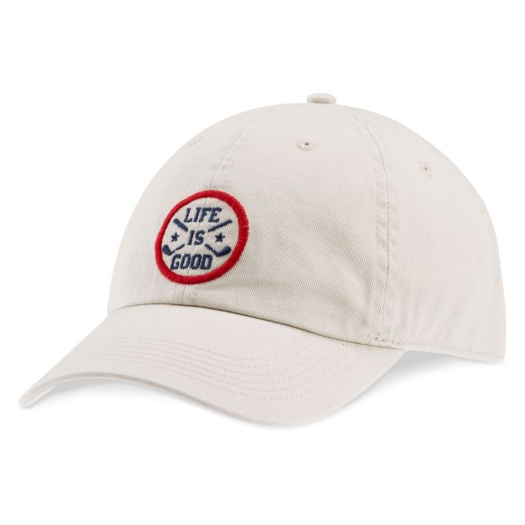 Life is Good Golf Chill Cap