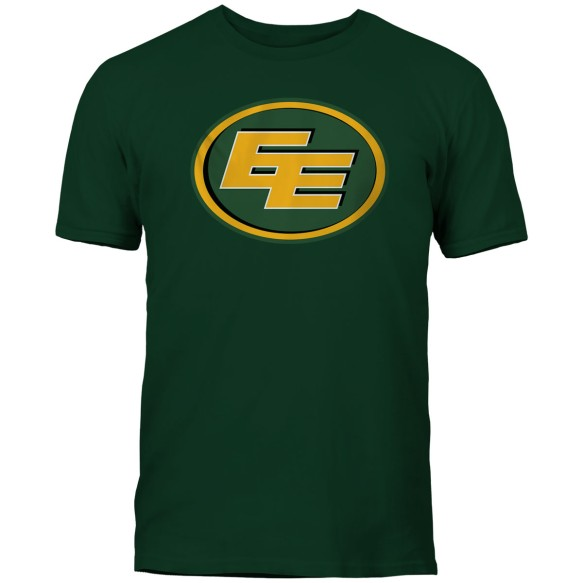 Edmonton Football Club CFL Basic Logo T-Shirt