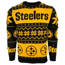 Pittsburgh Steelers NFL 2019 Ugly Crewneck Sweater