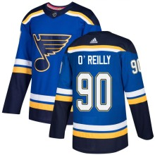 Ryan O'Reilly St. Louis Blues adidas NHL Authentic Pro Home Jersey - Pro Stitched | PRE-ORDER FALL 2019