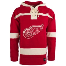 Detroit Red Wings NHL '47 Heavyweight Jersey Lacer Hoodie