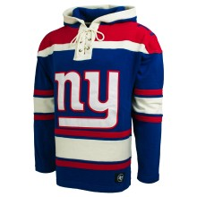 New York Giants NFL '47 Heavyweight Jersey Lacer Hoodie