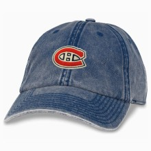 Montreal Canadiens NHL Elston Cap | Adjustable