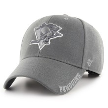 Pittsburgh Penguins NHL '47 MVP Defrost Cap - Charcoal | Adjustable