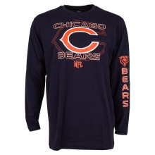 Chicago Bears Long Snap Long Sleeve T-Shirt