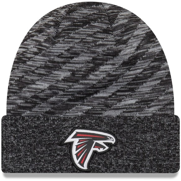 Atlanta Falcons New Era 2018 NFL Official Sideline TD Knit Hat