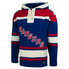 New York Rangers NHL '47 Heavyweight Jersey Lacer Hoodie