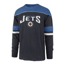 Winnipeg Jets NHL '47 Win Streak Long Sleeve T-Shirt