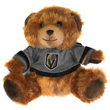 Vegas Golden Knights NHL 7.5 inch Seated Jersey Sweater Bear