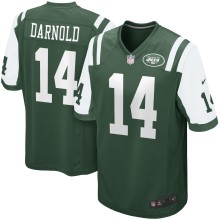 New York Jets Sam Darnold NFL Nike Team Home Jersey
