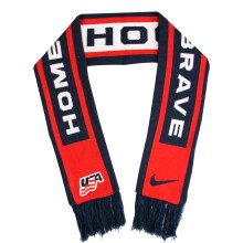 Team USA IIHF Nike Jacquard Knit Scarf