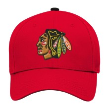 Chicago Blackhawks Youth NHL Basic Logo Cap | Adjustable