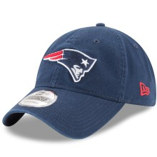 New England Patriots NFL Core Classic Primary Relaxed Fit 9TWENTY Cap