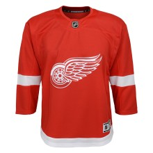 Detroit Red Wings NHL Premier CHILD (4-7) Replica Home Hockey Jersey