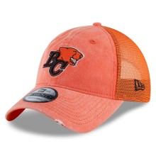 BC Lions CFL New Era Tonal Washed 2 Relaxed Fit 9TWENTY Cap | Adjustable