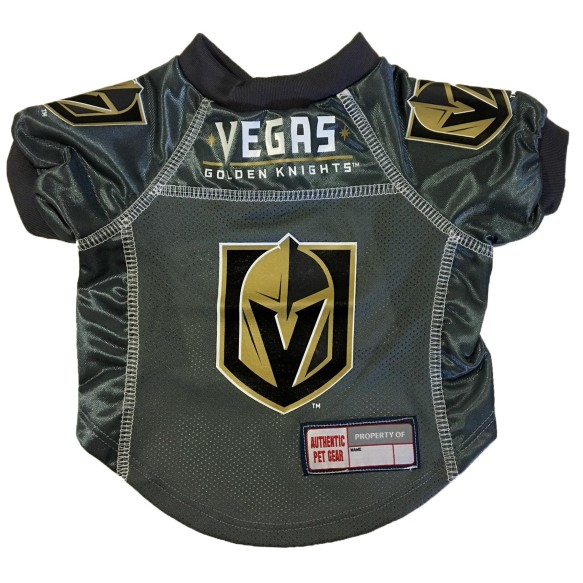 Vegas Golden Knights NHL Pet Jersey