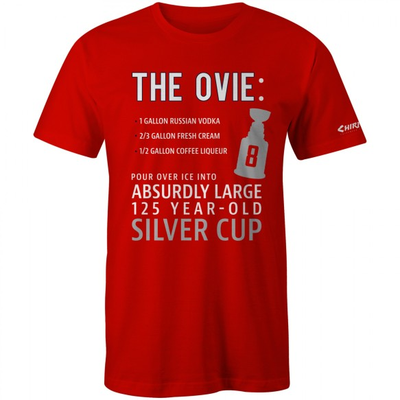 The Ovie T-Shirt (Red)