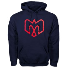 Montreal Alouettes CFL Basic Logo Hoodie