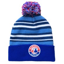 Montreal Expos Cooperstown Stripe Cuff Knit Hat