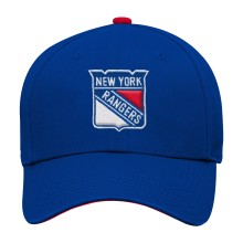 New York Rangers Youth NHL Basic Logo Cap | Adjustable