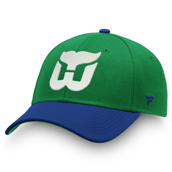 Hartford Whalers NHL Core Flex Wool Blend Cap